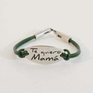 "Pulsera madre ""Te quiero mamá"""